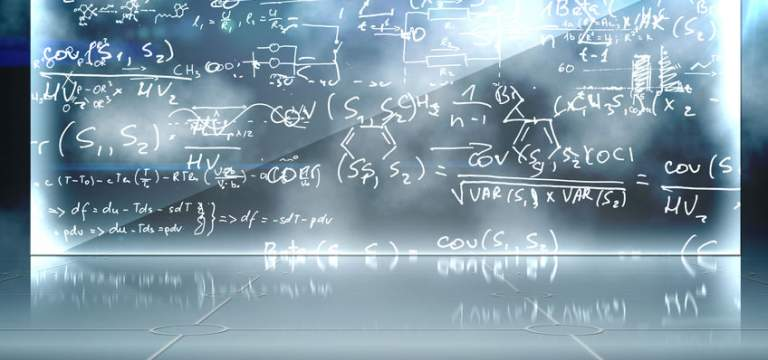 les emplois sont liés aux mathématiques